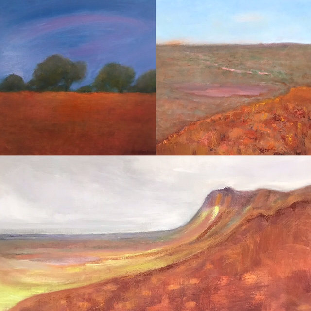 Kennedy Range Western Australia Sue Helmot Artist